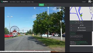 Mapillary Swedish enterprise