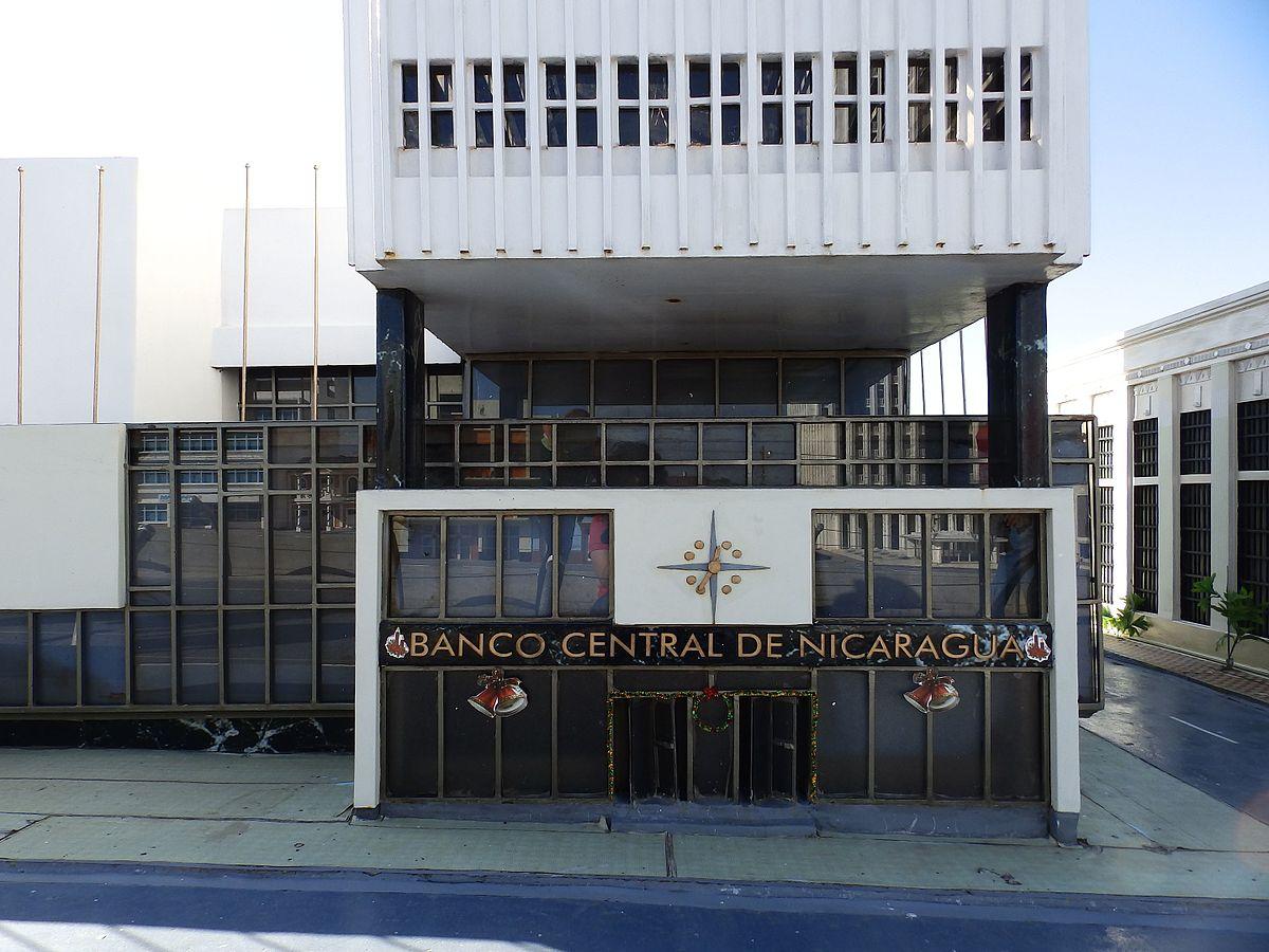 Banco Central De Nicaragua Wikipedia La Enciclopedia Libre