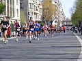Marathon Paris 2010 Course 01.jpg