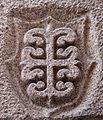 Marca na pedra próxima á igrexa de San Xoan (sec. XII) en Ribadavia - Galiza-8.jpg