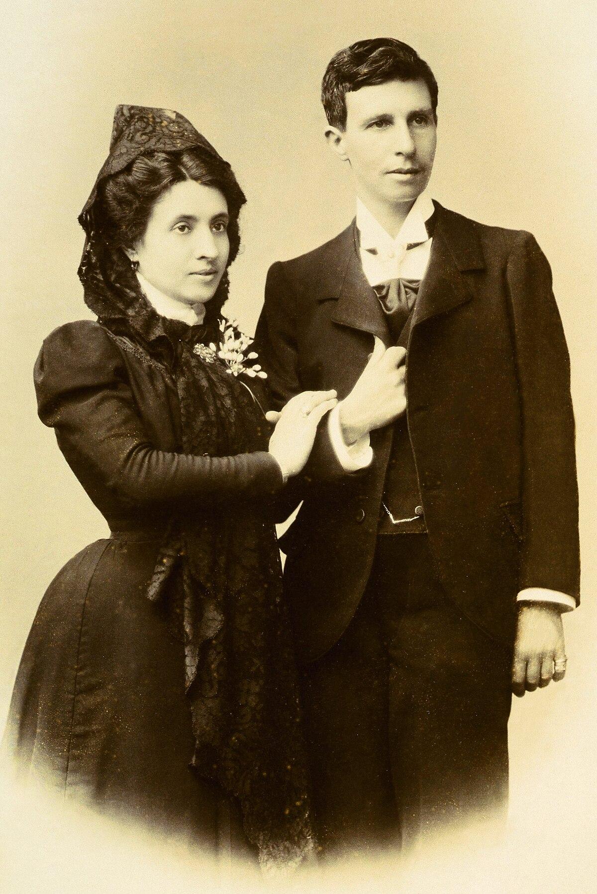 Precedentes del matrimonio homosexual en España - Wikipedia 1dadb30a8148