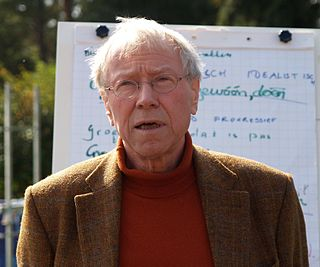 Marcel van Dam Dutch politician, columnist and television presenter