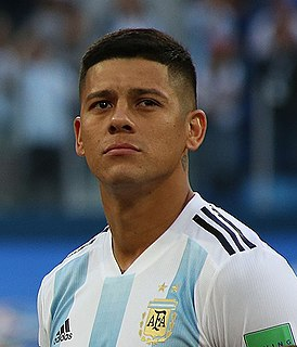 Marcos Rojo Argentine association football player