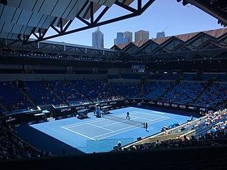 Melbourne Park - Margaret Court Arena