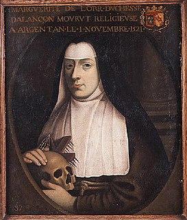 Margaret of Lorraine French duchess