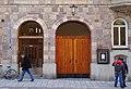 Maria Bebådelse kyrka Stockholm, jan 2021.jpg