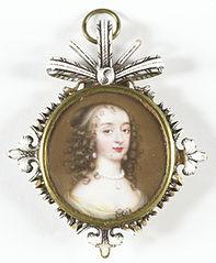 Maria Stuart (1631-60). Echtgenote van Willem II