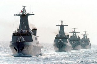 Operation Michoacán - Mexican Navy corvettes will patrol the Michoacán coast line.