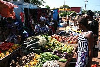 Banfora - Banfora market