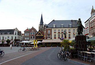 Sittard-Geleen - Sittard market square