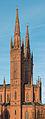 Marktkirche Wiesbaden, Choir towers 20150105 1.jpg