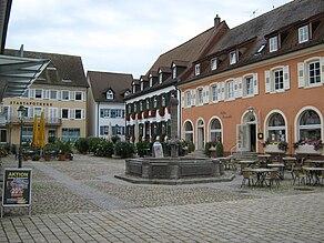 Marktplatz Mülheim