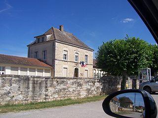 Marnay, Saône-et-Loire Commune in Bourgogne-Franche-Comté, France