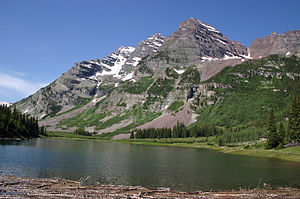 Maroon Bells–Snowmass Wilderness - The Maroon Bells