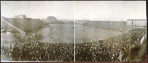 1907 Chicago Maroons football team - Carlisle-Chicago game