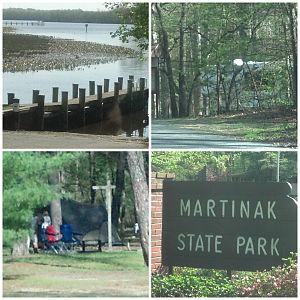 Martinak State Park - Image: Martinak state park