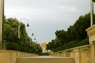 Martyrs' Lane - Image: Martyrs' Lane common view