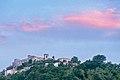 Marzano-Appio-Castello di Terracorpo all'alba.jpg