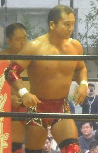Masato Tanaka - Tanaka in October 2011.