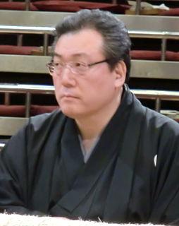 Masurao Hiroo Sumo wrestler