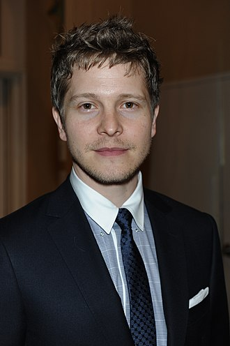 Matt Czuchry - Czuchry at a 2011 Peabody Award ceremony