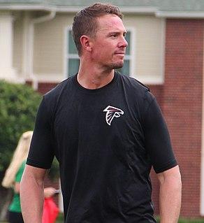 Matt Ryan (American football) American football quarterback