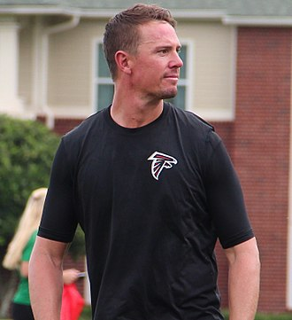 2008 NFL Draft - The 2016 MVP Matt Ryan was drafted third overall in 2008 by the Atlanta Falcons.