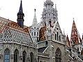 Matthias Church detail, 2013 Budapest (278) (13228323243).jpg