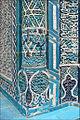 Mausolée de Khodja Akhmad (Shah-i-Zinda, Samarcande) (6016471011).jpg