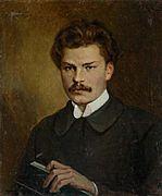 Maxim Bogdanovich by Valentin Volkov 1927