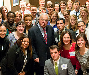 Thomas Menino - Mayor Thomas Menino in 2013