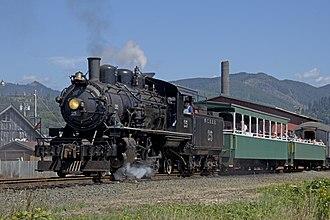 Oregon Coast Scenic Railroad - 100 px