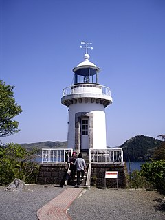 Shinagawa Lighthouse lighthouse in Japan
