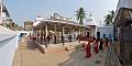Melai Chandi Mandir Complex - South-western View - Amta - Howrah 2015-11-15 7036-7039.tif