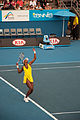 Melbourne Australian Open 2010 Venus Serve 4.jpg