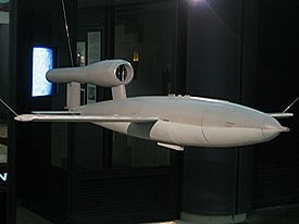 Image illustrative de l'article V1 (missile)