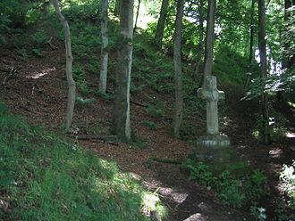 Stonyhurst - Stonyhurst Park Cross