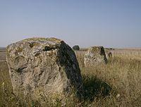 Menhirs near Pliska 2.jpg