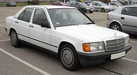 Mercedes benz 190 wikip dia for Mercedes benz c300 turbo kit