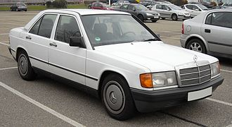 Mercedes-Benz W201 - Mercedes-Benz 190 E (W201)