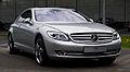Mercedes-Benz CL 600 (C 216) – Frontansicht, 10. Mai 2013, Düsseldorf.jpg