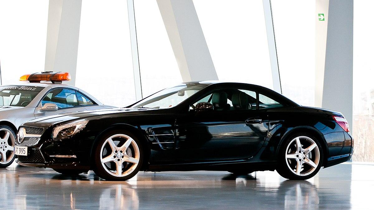 Mercedes Benz Coupe >> Mercedes-Benz SL R231 — Wikipédia