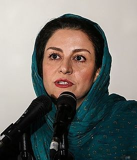 Merila Zarei Iranian actress