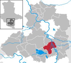 Merseburg in SK