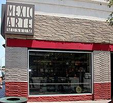 Mexic Arte Museum Graphic Designer