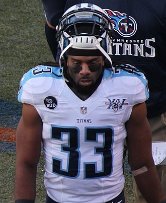 Michael Griffin (American football) - Griffin with the Titans in 2013