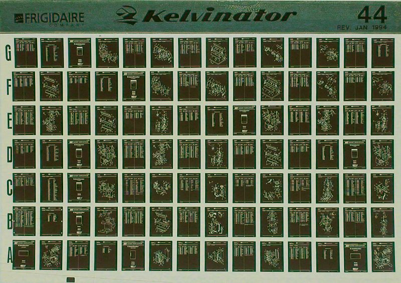 Microfiche Card