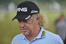 Miguel Angel Jimenez Biography Spanish professional golfer