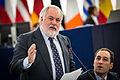 Miguel Arias Cañete Parlement européen Strasbourg 26 nov 2014 01.jpg