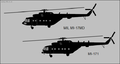 Mil Mi-17MD and Mi-171 side-view silhouettes.png